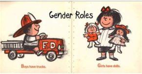 jongens en meisjesrollen