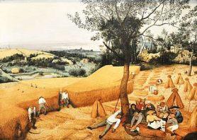 schilderij oogst 2